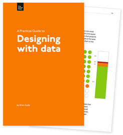 Designing with Data book cover